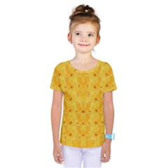 Blossoms  So Free In Freedom Kids  One Piece Tee