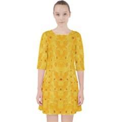 Blossoms  So Free In Freedom Pocket Dress