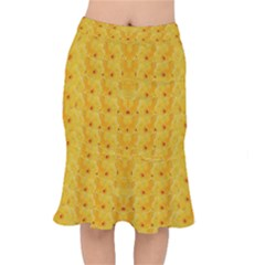 Blossoms  So Free In Freedom Short Mermaid Skirt