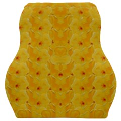 Blossoms  So Free In Freedom Car Seat Velour Cushion