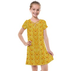 Blossoms  So Free In Freedom Kids  Cross Web Dress
