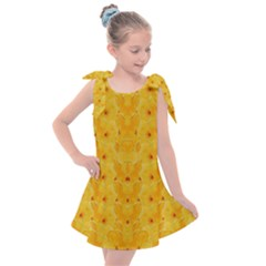 Blossoms  So Free In Freedom Kids  Tie Up Tunic Dress