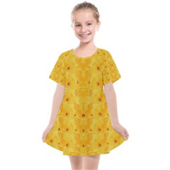 Blossoms  So Free In Freedom Kids  Smock Dress