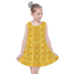 Blossoms  So Free In Freedom Kids  Summer Dress