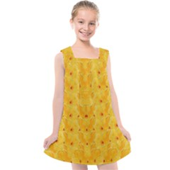 Blossoms  So Free In Freedom Kids  Cross Back Dress
