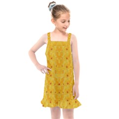 Blossoms  So Free In Freedom Kids  Overall Dress