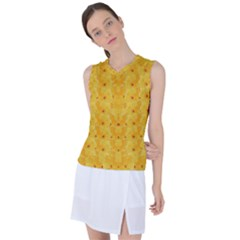 Blossoms  So Free In Freedom Women s Sleeveless Sports Top