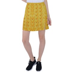 Blossoms  So Free In Freedom Tennis Skirt