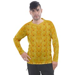 Blossoms  So Free In Freedom Men s Pique Long Sleeve Tee