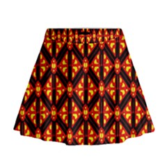 Rby-189 Mini Flare Skirt