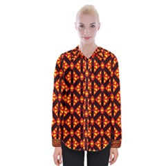 Rby-189 Womens Long Sleeve Shirt