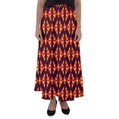 Rby-189 Flared Maxi Skirt