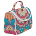Mandala Satchel Handbag View2