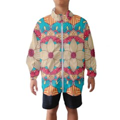 Mandala Kids  Windbreaker