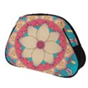 Mandala Full Print Accessory Pouch (Small) View1
