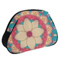 Mandala Full Print Accessory Pouch (Small) View2