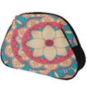 Mandala Full Print Accessory Pouch (Big) View1