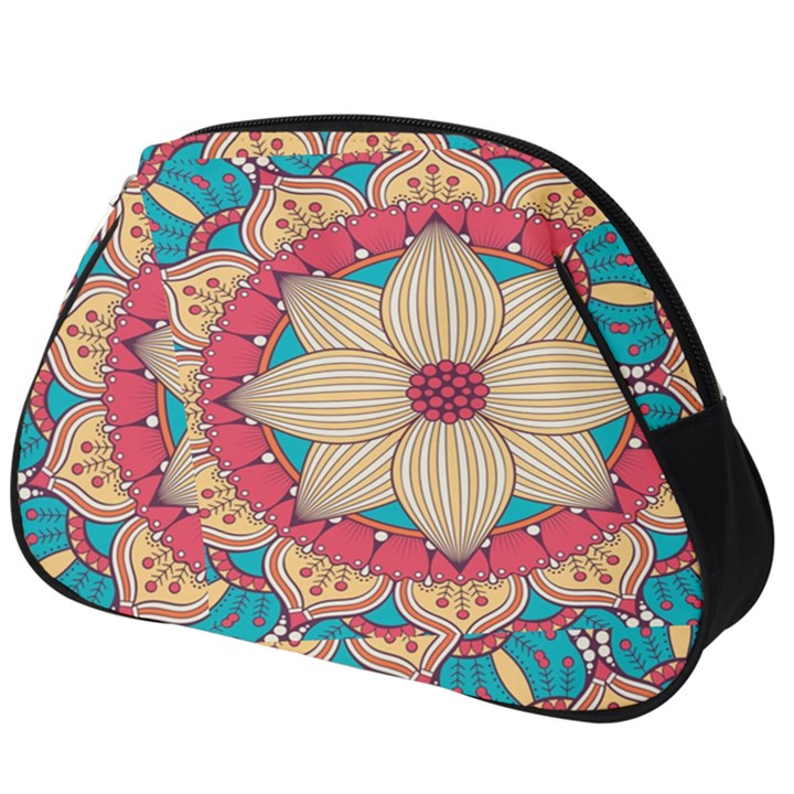 Mandala Full Print Accessory Pouch (Big)
