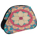 Mandala Full Print Accessory Pouch (Big) View2