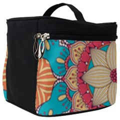 Mandala Make Up Travel Bag (big)