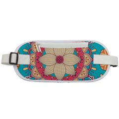 Mandala Rounded Waist Pouch