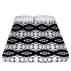 Geelong Vi Fitted Sheet (queen Size)
