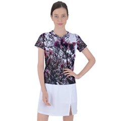 Saucer Magnolia Tree Ii Women s Sports Top