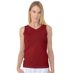 Sacred Red Women s Basketball Tank Top