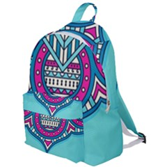 Blue Mandala The Plain Backpack