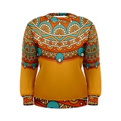 Sunshine Mandala Women s Sweatshirt
