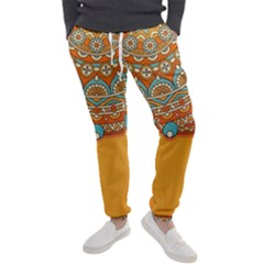 Sunshine Mandala Men s Jogger Sweatpants