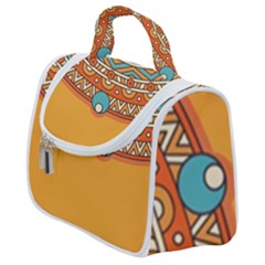 Sunshine Mandala Satchel Handbag