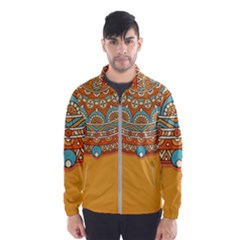 Sunshine Mandala Men s Windbreaker