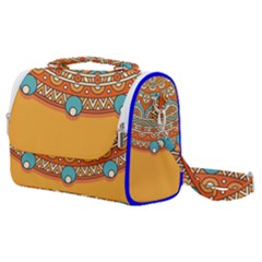 Sunshine Mandala Satchel Shoulder Bag
