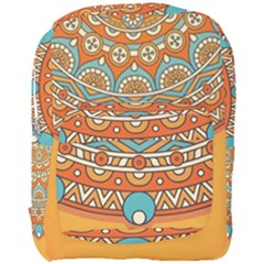 Sunshine Mandala Full Print Backpack