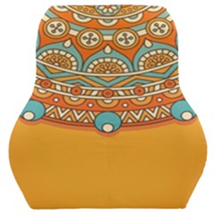 Sunshine Mandala Car Seat Back Cushion