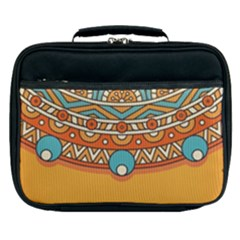Sunshine Mandala Lunch Bag