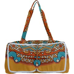 Sunshine Mandala Multi Function Bag