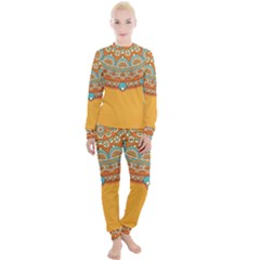 Sunshine Mandala Women s Lounge Set