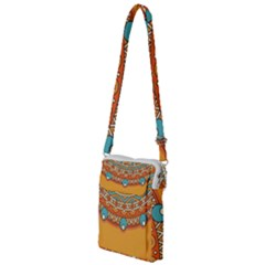 Sunshine Mandala Multi Function Travel Bag