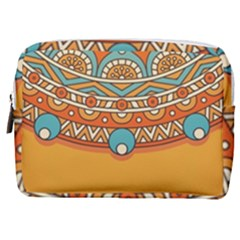 Sunshine Mandala Make Up Pouch (medium)