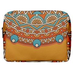 Sunshine Mandala Make Up Pouch (large)