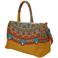 Sunshine Mandala Duffel Travel Bag