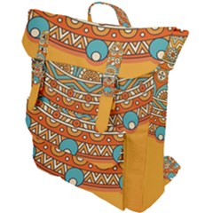 Sunshine Mandala Buckle Up Backpack