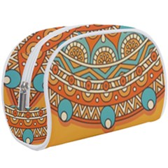 Sunshine Mandala Makeup Case (large)