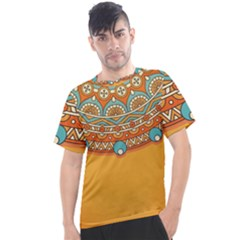 Sunshine Mandala Men s Sport Top