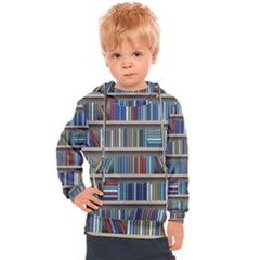 Bookshelf Kids  Hooded Pullover