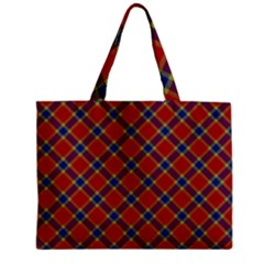Scottish And Celtic Pattern - Braveheard Is Proud Of You Zipper Mini Tote Bag by DinzDas