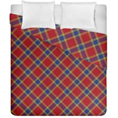 Scottish And Celtic Pattern - Braveheard Is Proud Of You Duvet Cover Double Side (california King Size) by DinzDas
