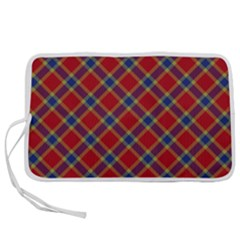 Scottish And Celtic Pattern - Braveheard Is Proud Of You Pen Storage Case (m) by DinzDas